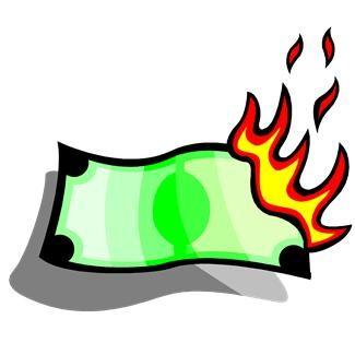 325x325 Burning Cliparts