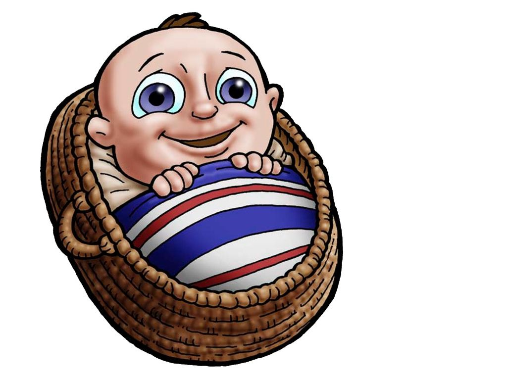 1024x768 Clip Art Moses Basket Pharaoh S Daughter With Moses Baby. Best