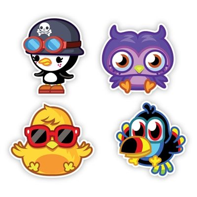 400x400 50 Best Moshi Monster Party Images On Monster Party