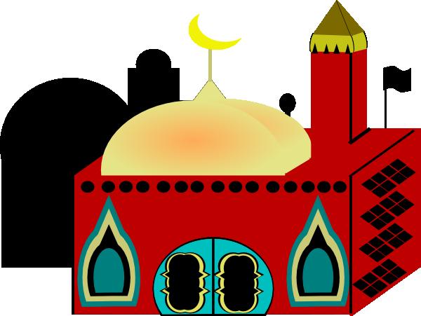 600x451 Masjid Clip Art