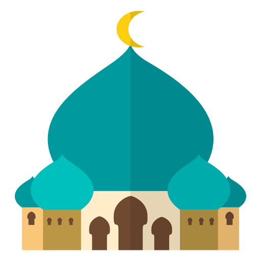 512x512 Best Free Mosque Clipart Png Image