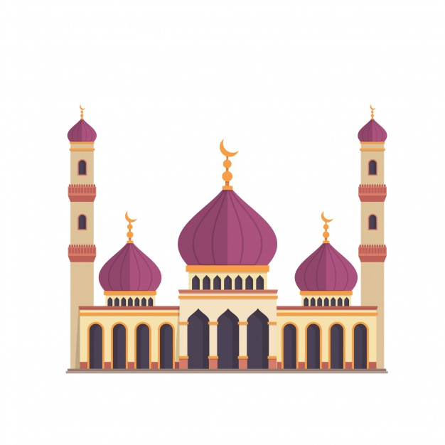 626x626 Vector Clipart Masjid Free Collection Download And Share Vector