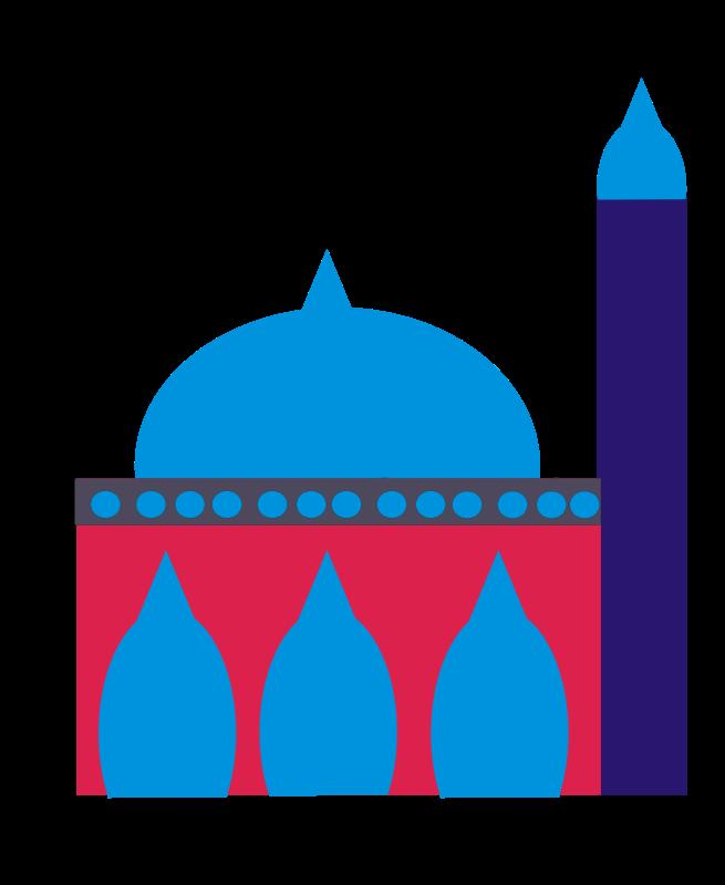 655x800 Free Clipart Masjid Niken Sofi Salma