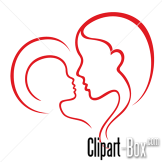 324x324 Mother And Baby Clipart Clipart Panda