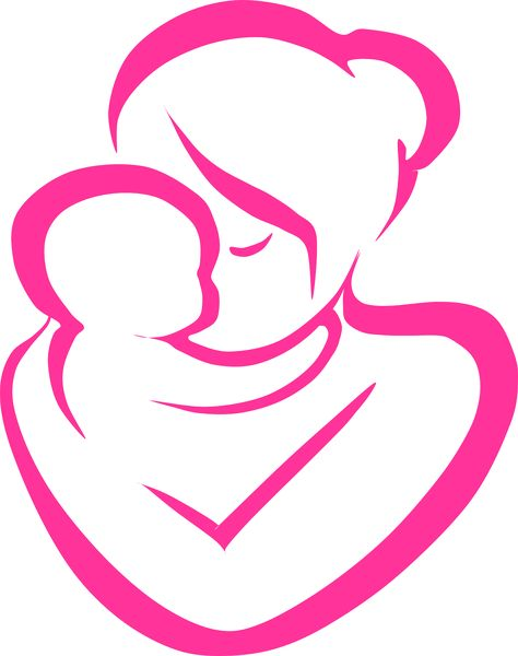 mother and baby clipart at getdrawings com free for personal use rh getdrawings com mom and baby whale clipart mom dad and baby clipart