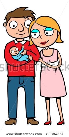 237x470 Photos Mother Father Baby Clip Art,
