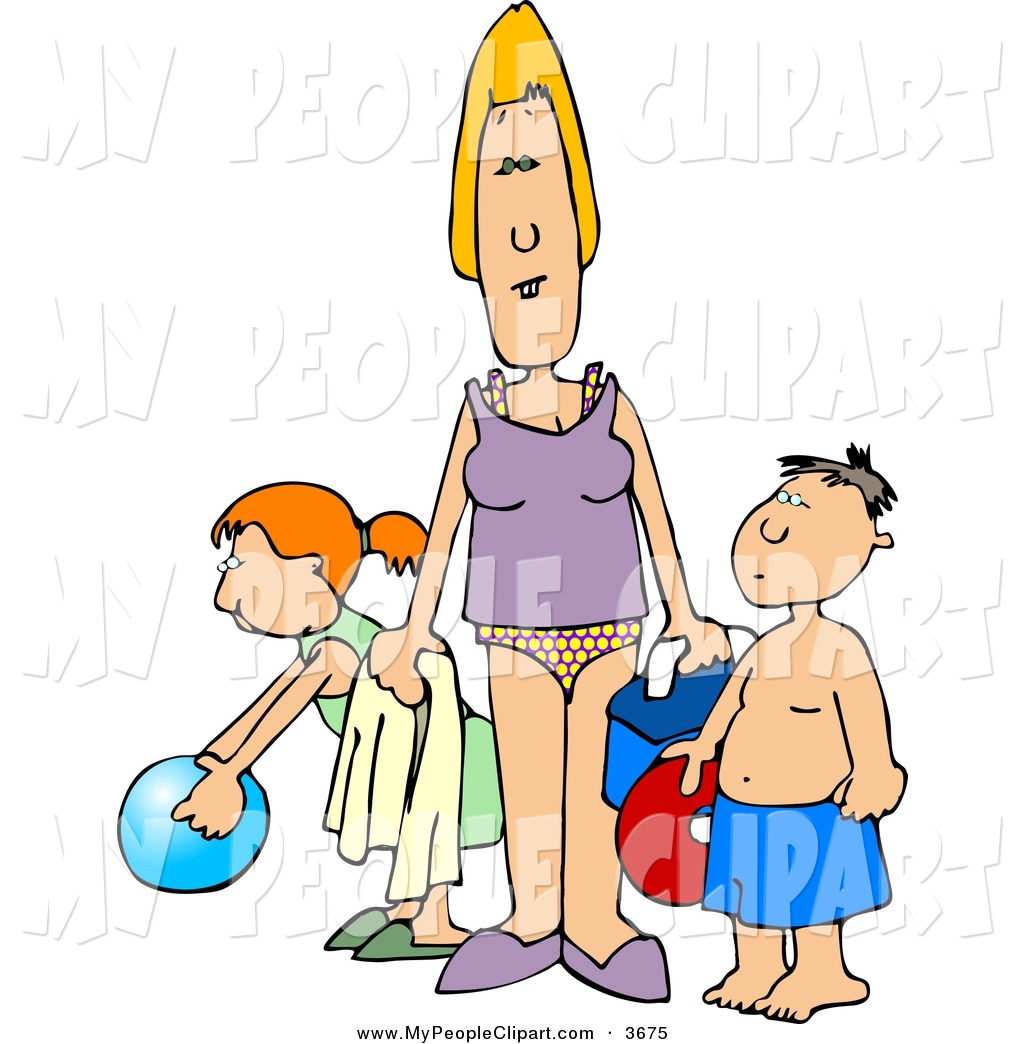 1024x1044 Clip Art Of A Single Mother Trying To Have Fun