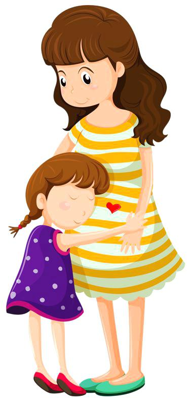 385x800 Parent And Child Clip Art Hug Parent Child Parent Child