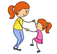 195x187 Photos Clip Art Mother And Daughter,