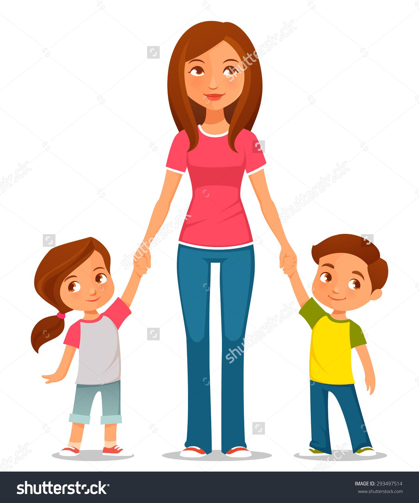 1333x1600 Mother Cartoon Clipart