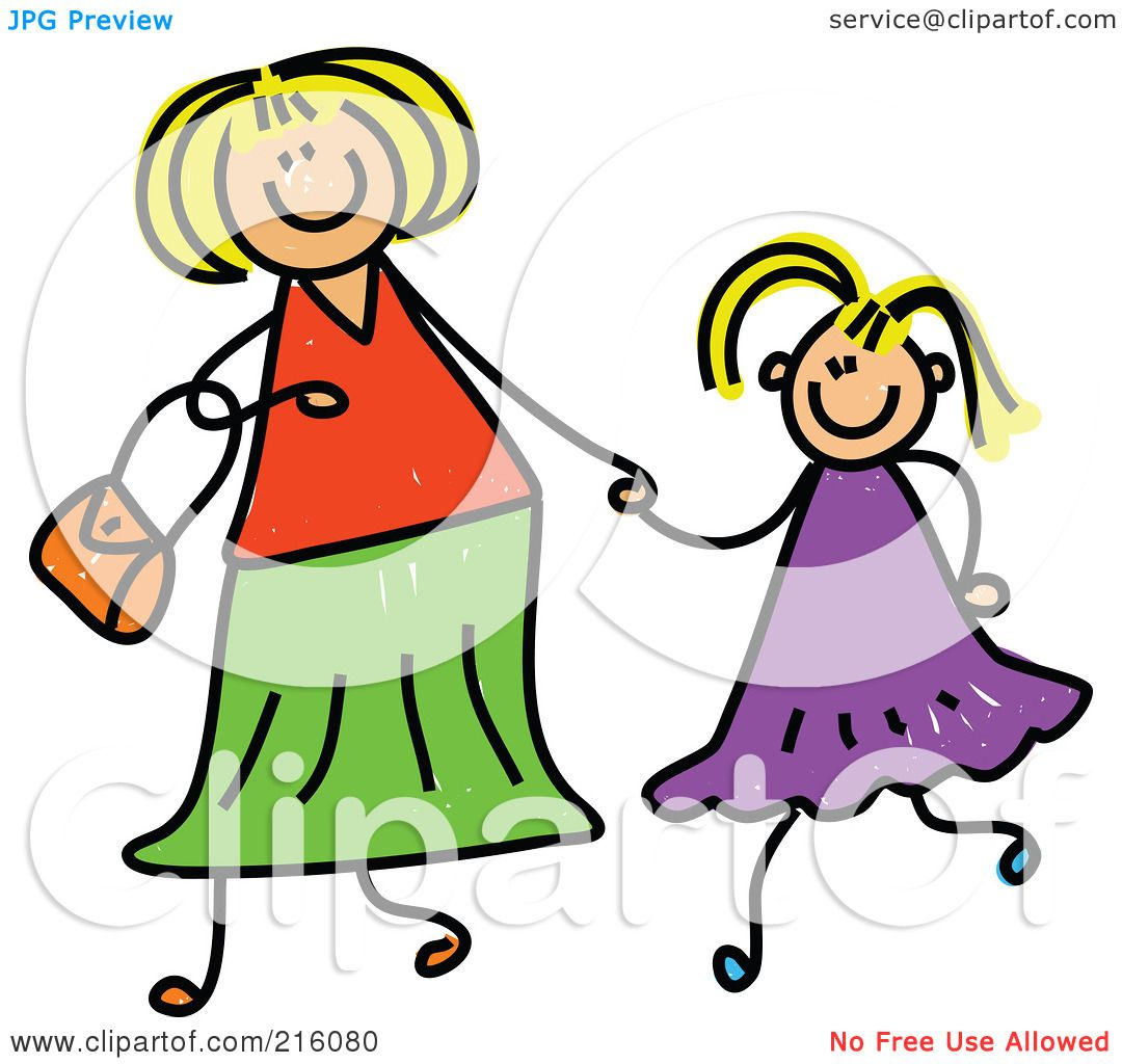 1080x1024 Royalty Free (Rf) Clipart Illustration Childs Sketch