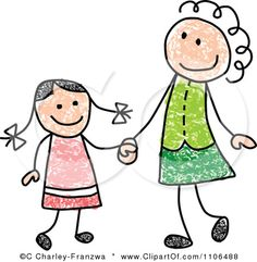 mother daughter clipart at getdrawings com free for personal use rh getdrawings com mom and daughter clipart mom and daughter clipart