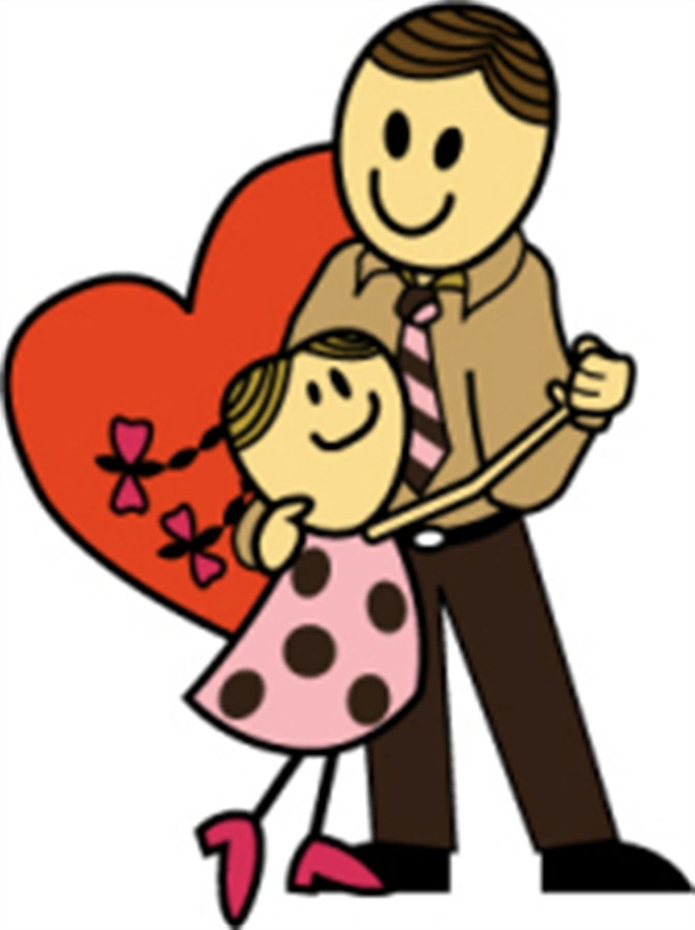 1000x1339 Mother Father Daughter Clipart