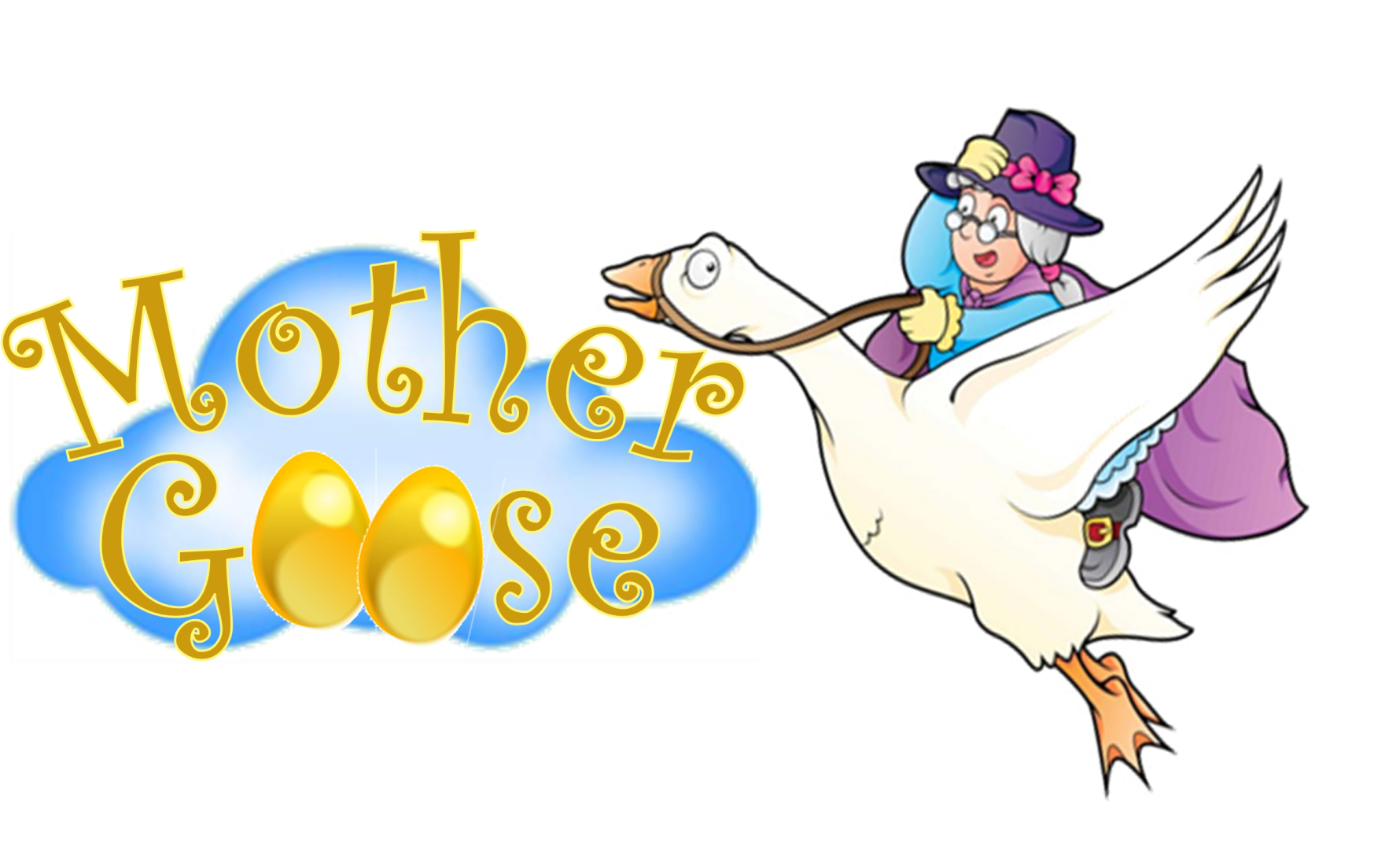 Mother Goose Clipart