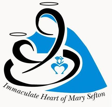 434x417 Images Of Immaculate Heart Clip Art