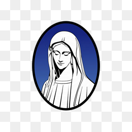 260x260 Virgin Mary Png Images Vectors And Psd Files Free Download