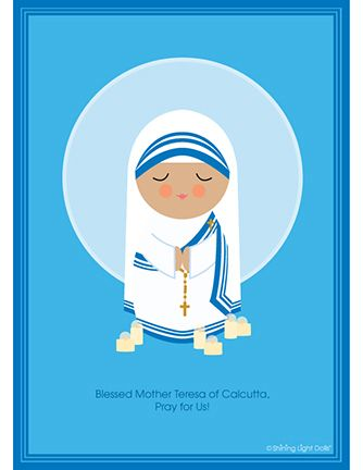 334x432 Motherteresa Printable 1.jpg Pixels Talk To Me Lord