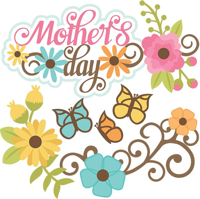 648x645 Mother'Day Images On Happy Mothers Day Clipart
