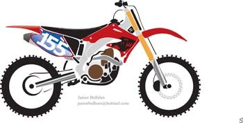 350x178 Free Motocross Clipart And Vector Graphics