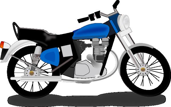 600x376 Royal Motorcycle Clip Art