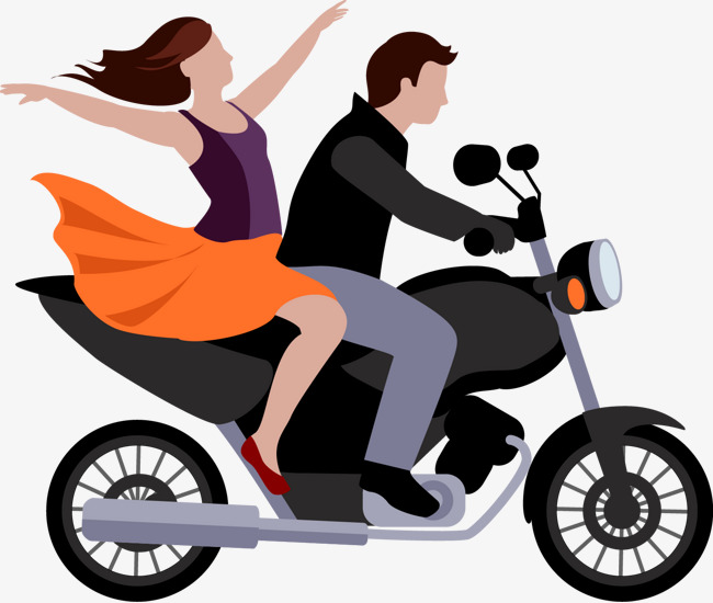 650x550 Riding A Motorcycle Man, Riding A Motorcycle, People, Vector Png
