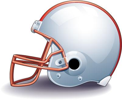 401x329 Football Helmet