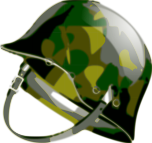 300x282 Collection Of Army Helmet Clipart High Quality, Free
