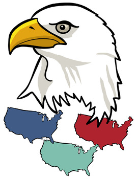 271x350 U.s. Symbols Clipart By Splashy Pix Teachers Pay Teachers