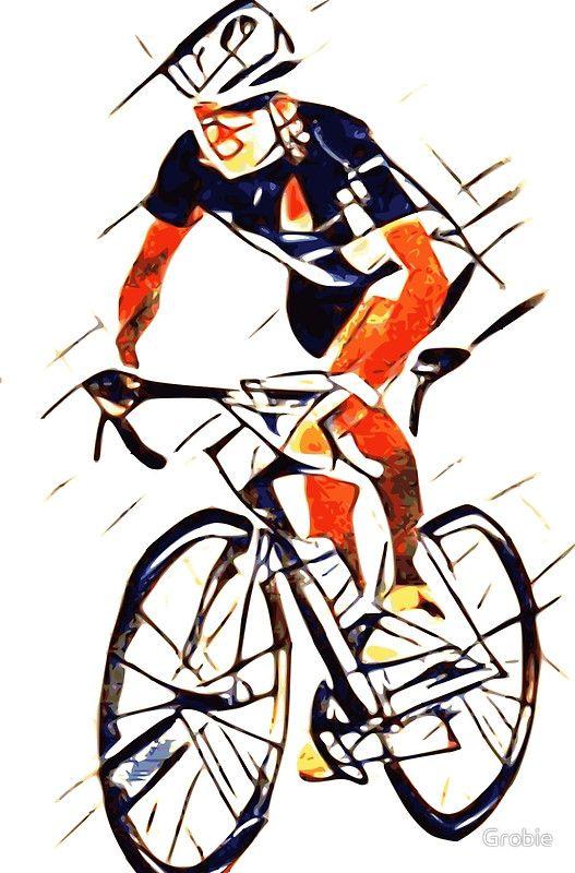 527x800 1785 Best Cyclingike Art Images On Bicycle Art, Bike