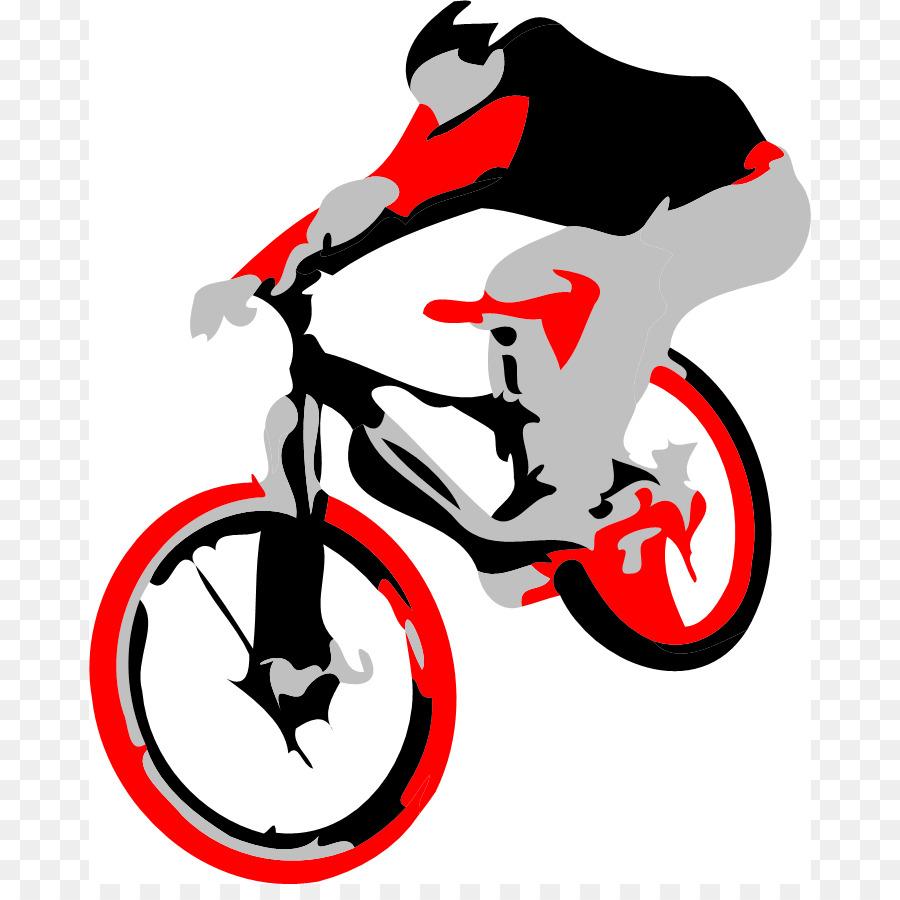 900x900 Mountain Bike Bicycle Downhill Mountain Biking Clip Art