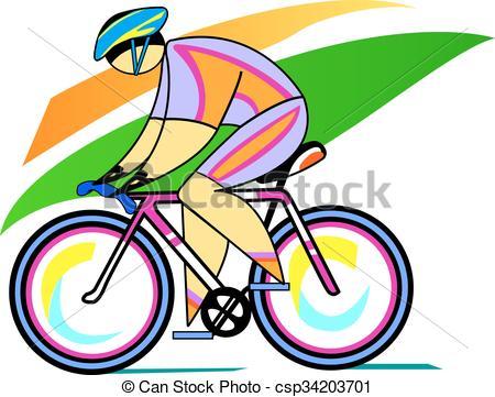 450x361 Biker Clipart Olympics Games