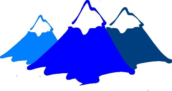 600x317 Mountain Clipart New High Def Mountain Clip Art At Clker Vector