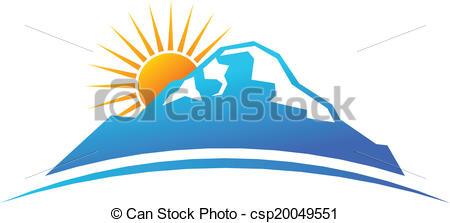 450x223 Collection Of Mountain Horizon Clipart High Quality, Free