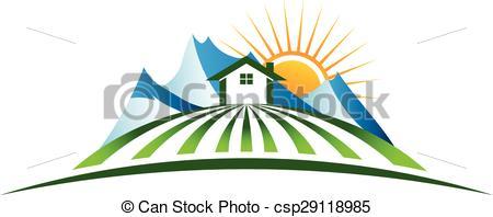 450x198 Mountain House Logo Vector