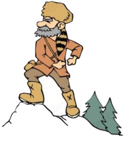 532x592 Mountain Man Clipart Mountain Man Clipart 1