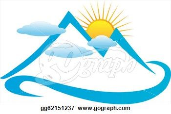 350x235 Mountain Range Clip Art 317568.jpg Tattoo Ideas