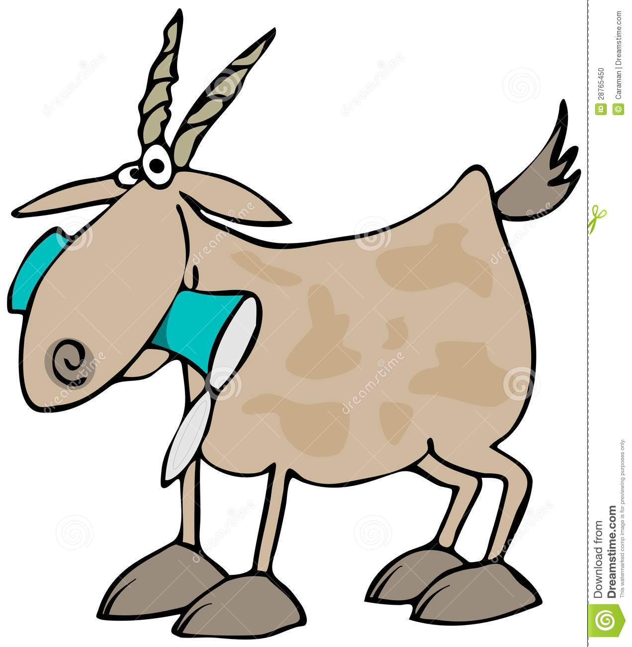 1271x1300 Billy Goat Clipart