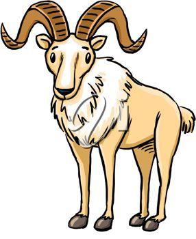 286x350 Goat Clipart Gambar