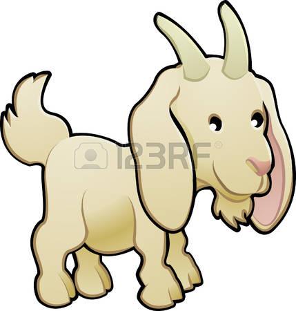 429x450 Billy Goat Clipart Farm Animal 3071016