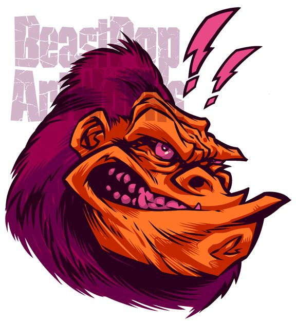 576x629 41 Best Primates Images On Monkeys, Character Design