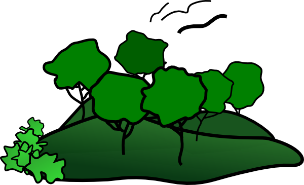 600x365 Image Of Mountain Clipart