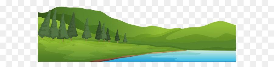 900x220 Mountain Clip Art