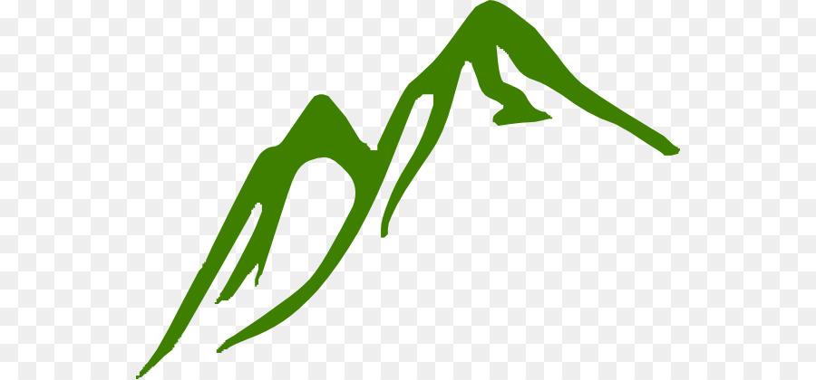 900x420 Mountain Drawing Clip Art