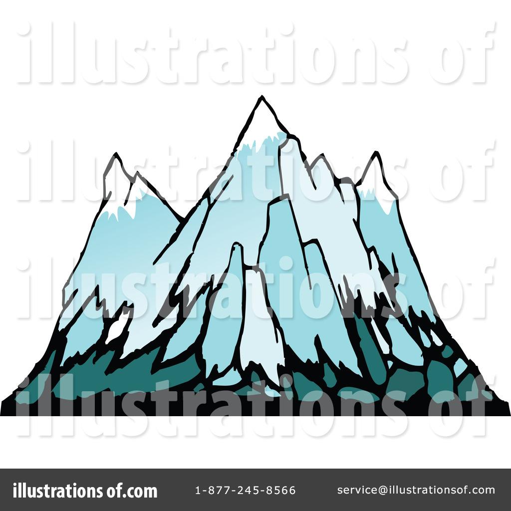 1024x1024 Mountains Clipart