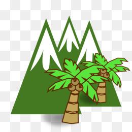 260x260 Green Mountains Clip Art