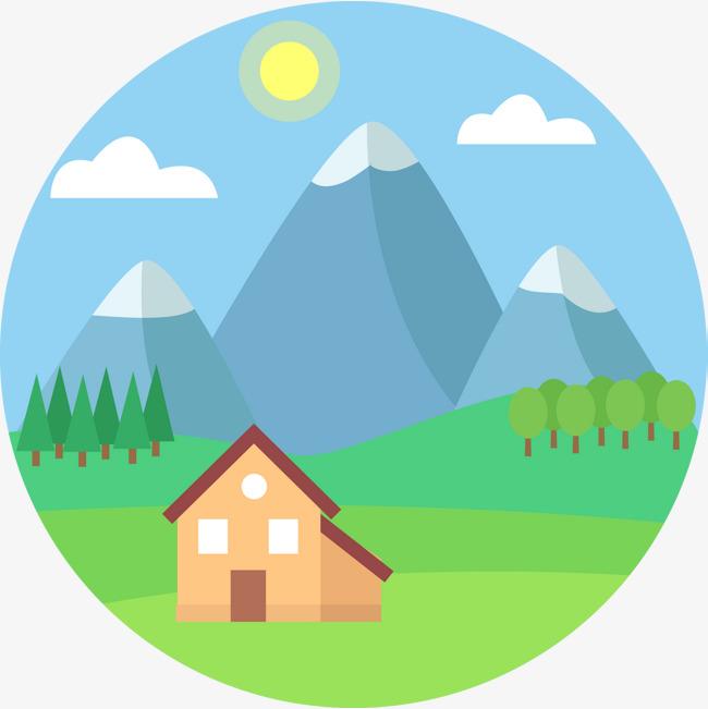 650x651 Plateau Snow Mountain, Mountain Scenery, Natural Scenery, Nature