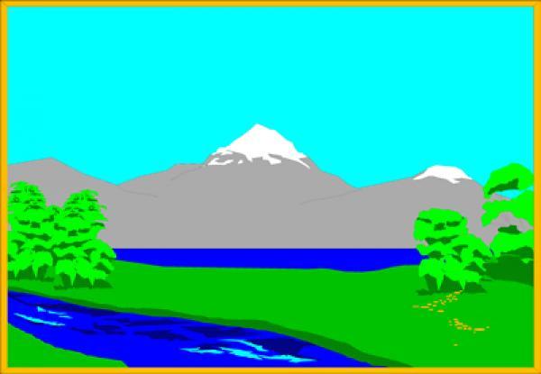 600x415 Landscapes Collection