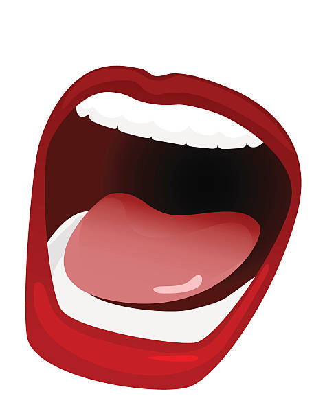 473x612 Open Mouth Clipart