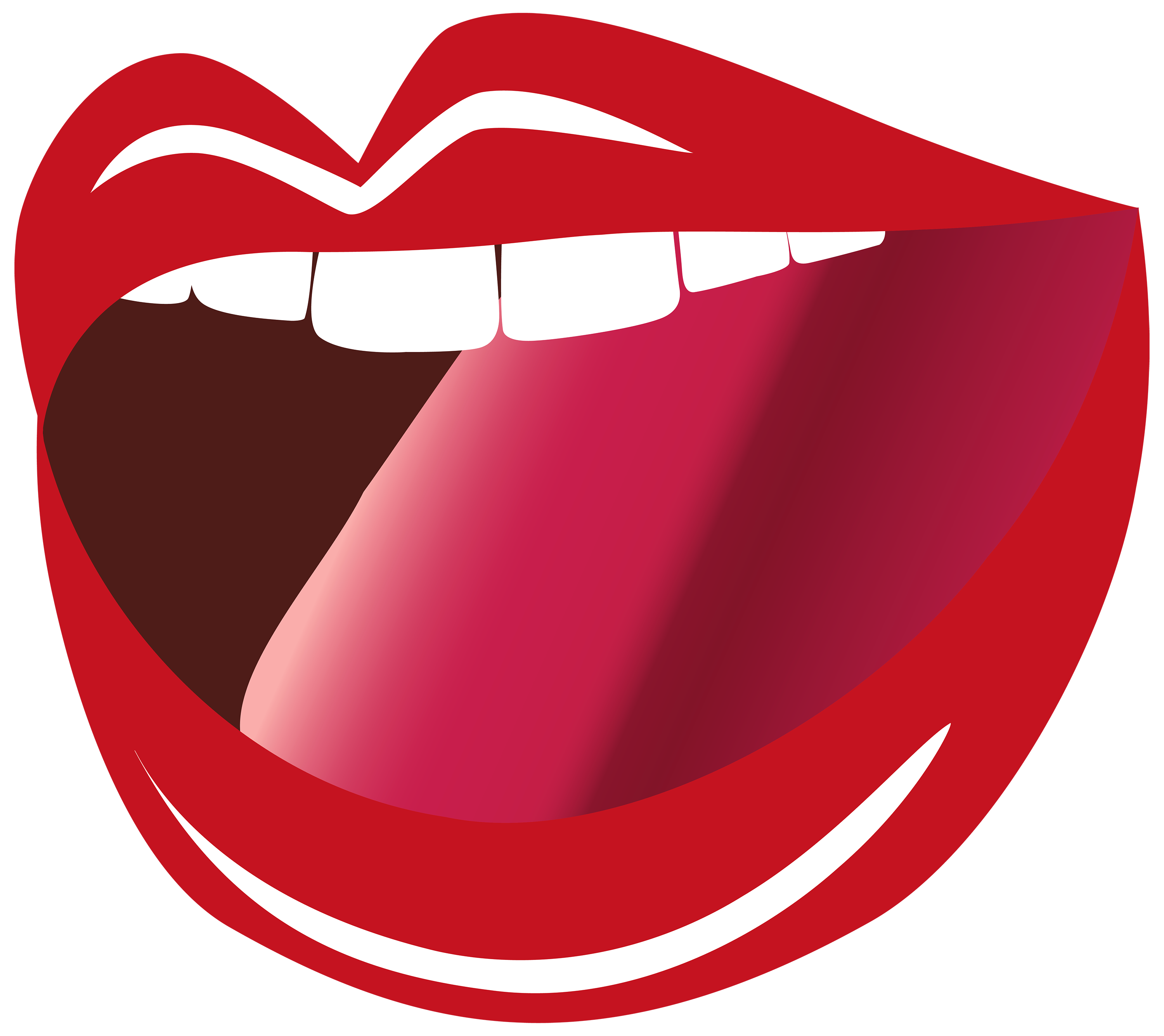 3000x2670 Open Mouth Png Clipart Image