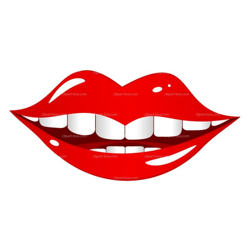 800x800 Lip Clip Art Images Clipart Smiling Mouth Royalty Free Vector